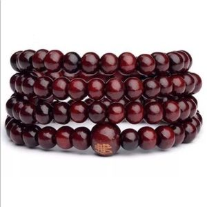 Other - Coming Soon! New Tibetan Sandalwood Bead Bracelet